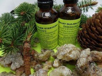 Naturalny olejek eteryczny świerkowy świerk 50 ml