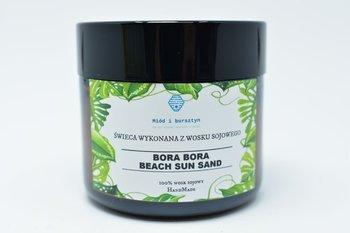 Świeca z wosku sojowego bora bora beach sun 60ml