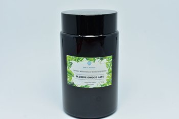 Świeca z wosku sojowego słodkie owoce lasu 240ml