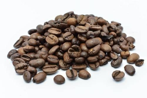 Ziarna kawy palona 50g do dekojracji świec ciast
