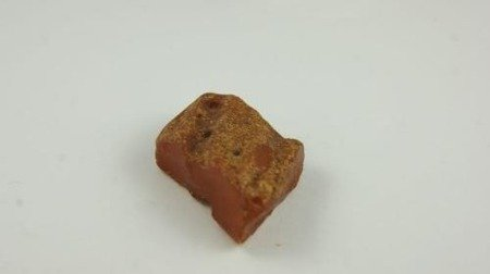 bursztyn bałtycki niepolerowany koniak surowy